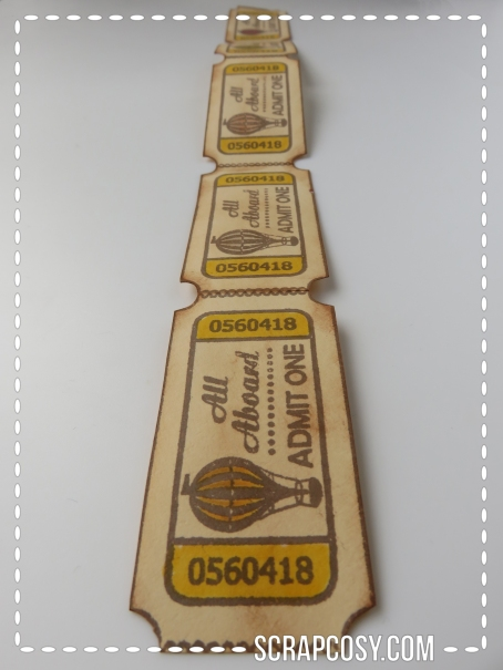 20150808 - Lucky penny scratch tickets - front