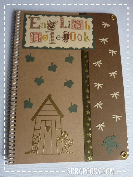 NYC - notebook 1 - Front