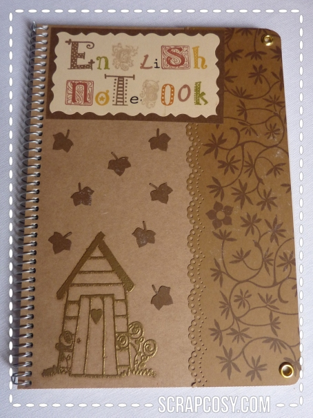 NYC - notebook 2 - Front
