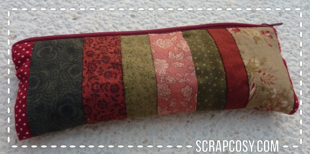 scrapcosy pencil cases NYC - mum