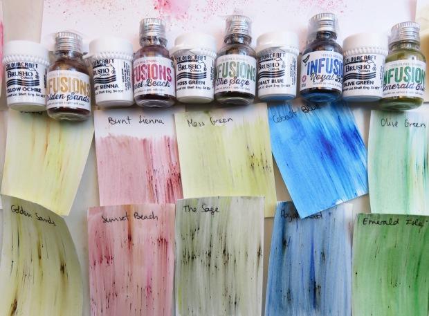 similar palete