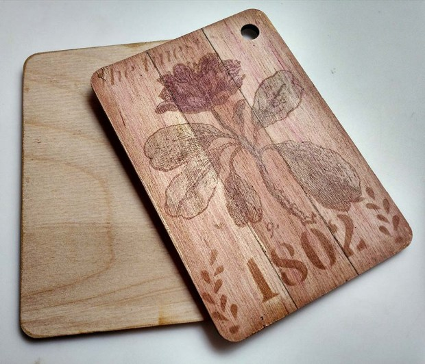 wood covers