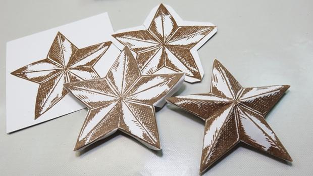 1-star folding -low