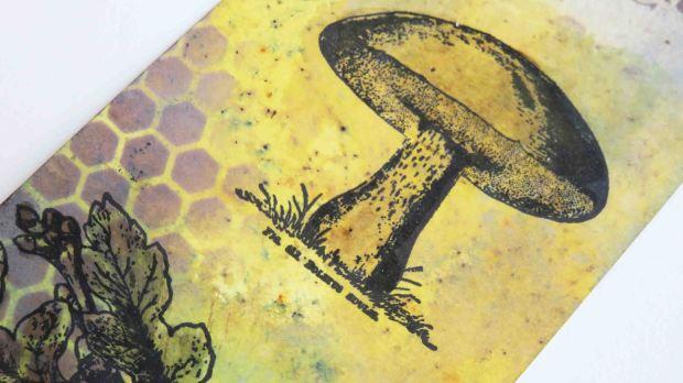 mushroom by scrapcosy