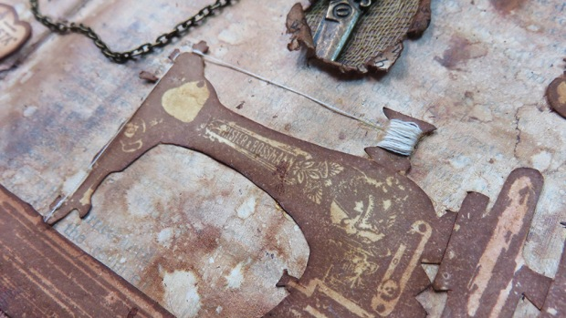 7-sewing machine - scrapcosy
