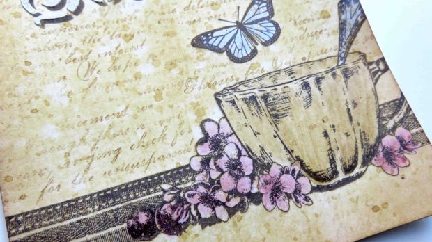 1 - Card 4 - scrapcosy infusions mixed media technique